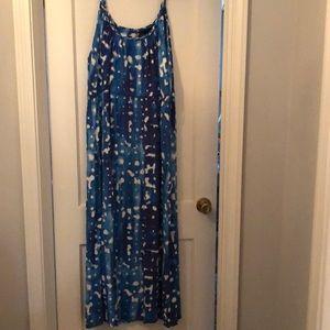 NWT Cynthia Rowley  Maxi Dress